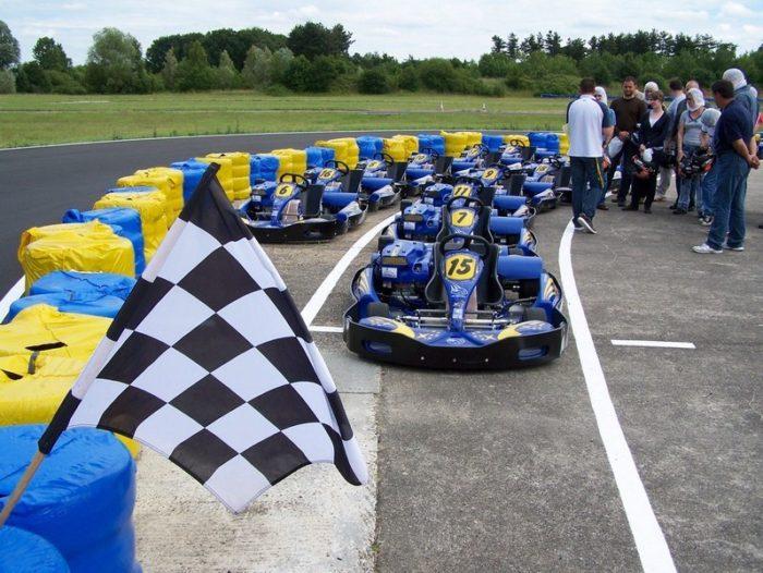 Karting 45 – Groupe karting