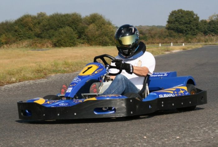 Karting 45 – Pilote karting