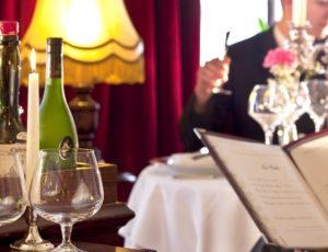 Restaurant du grand sully miroir