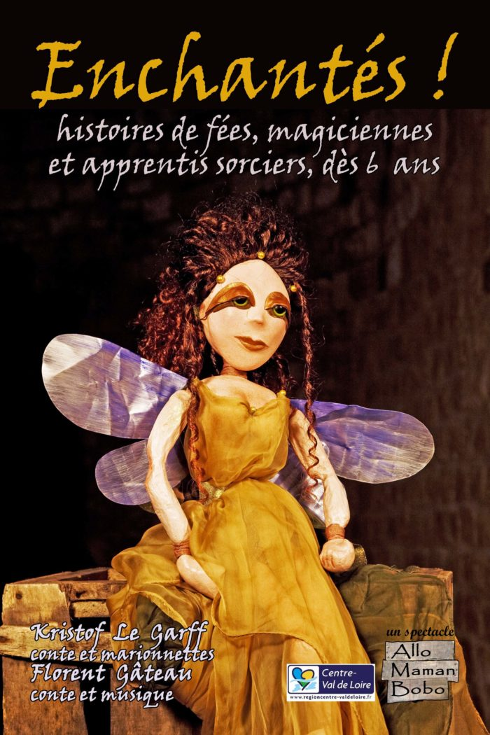 Affiche-Enchantes