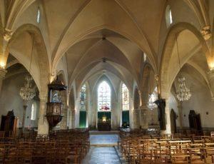 Collégiale Saint Ythier