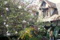 Auberge du faisan doré jardin 2