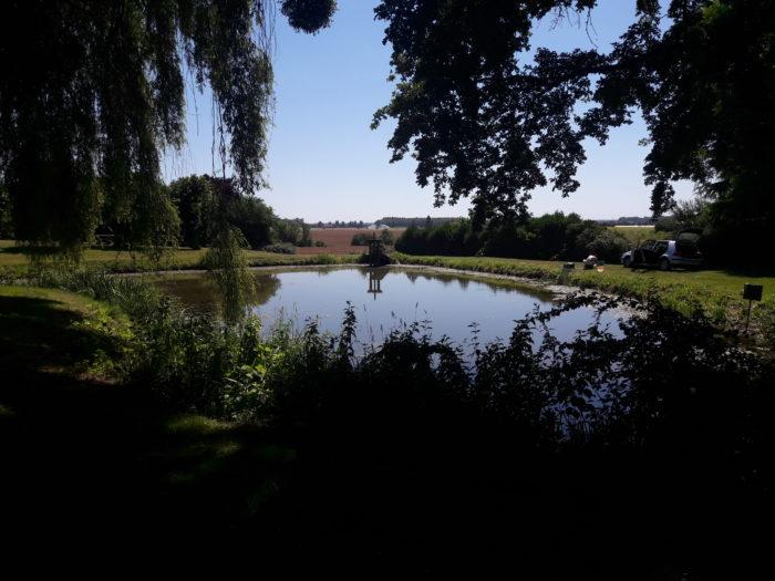 BRAY-EN-VAL—Etang-de-la-Roderie