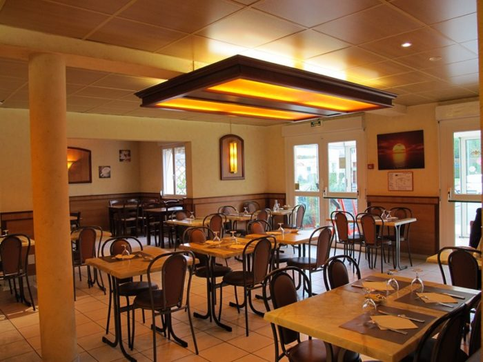 Brasserie le grill salle