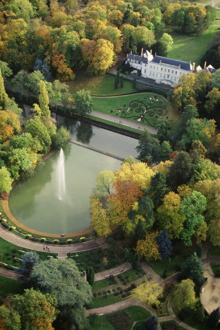 CHATEAU LA SOURCE photos D Chauveau CG Loiret 042