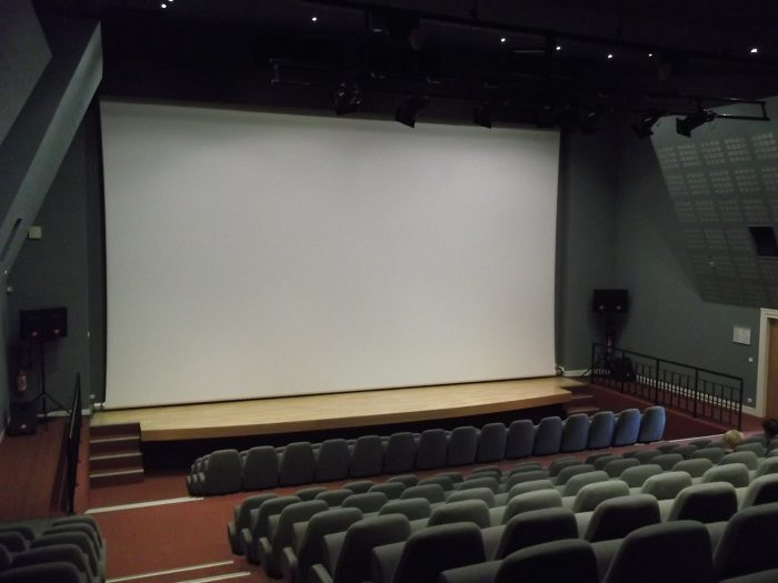 Cinéma le Club Dampierre
