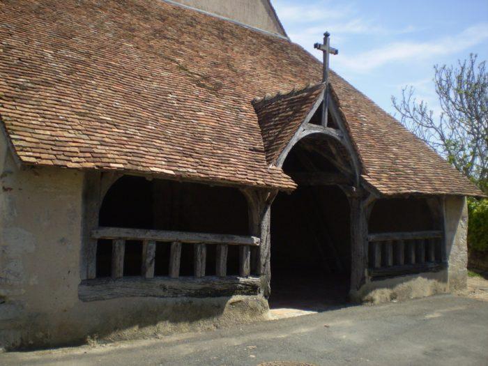 LION EN SULLIAS – église St Etienne (1)