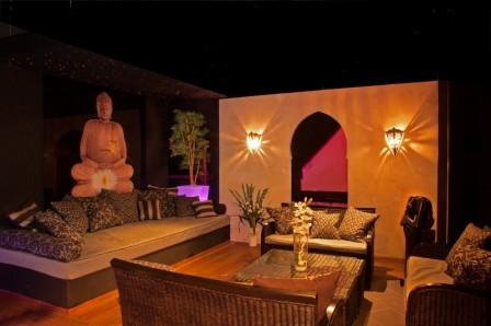 Lounge and Spa-salonn Bouddha