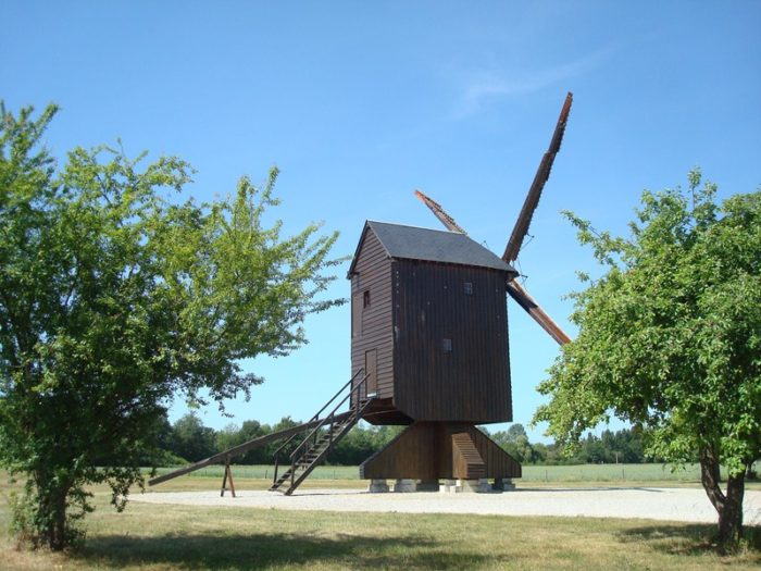 Moulin de bel-Air Guilly