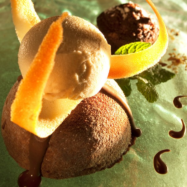 Restaurant du grand sully dessert