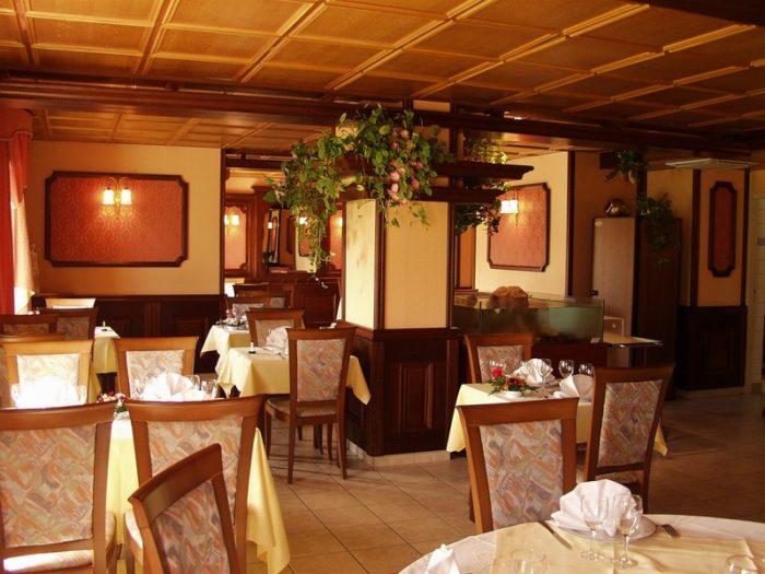 Restaurant gastronomique le Bellevue 1