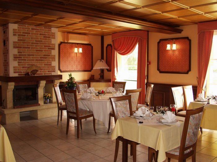 Restaurant gastronomique le Bellevue