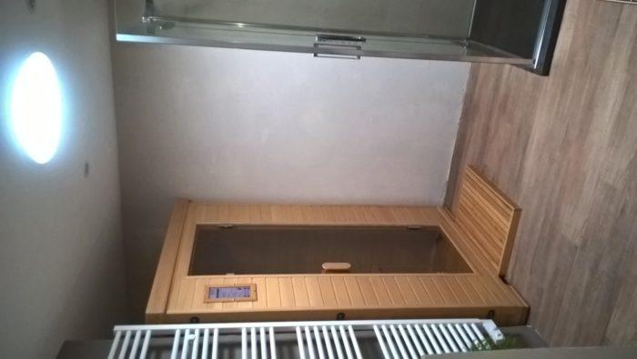 sauna L'Atelier