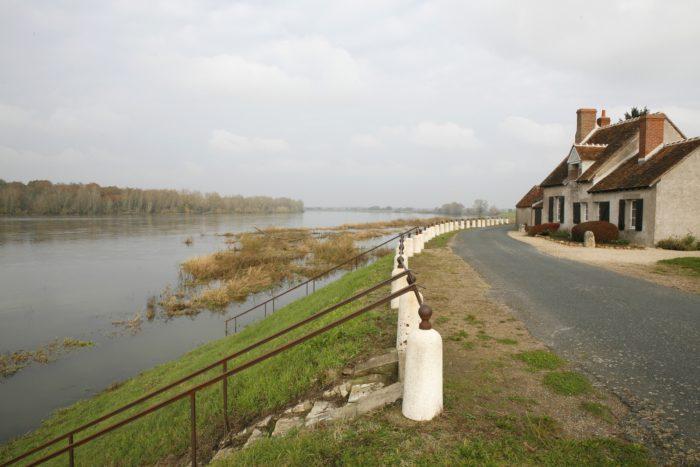 le port de Saint Benoît sur Loire