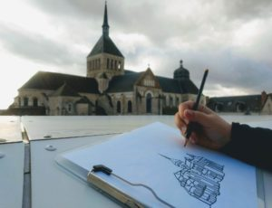 mercredi-15-au-vendredi-17-avril-dessine-moi-une-abbatiale–credit-Communaute-de-Communes-du-Val-de-Sully-